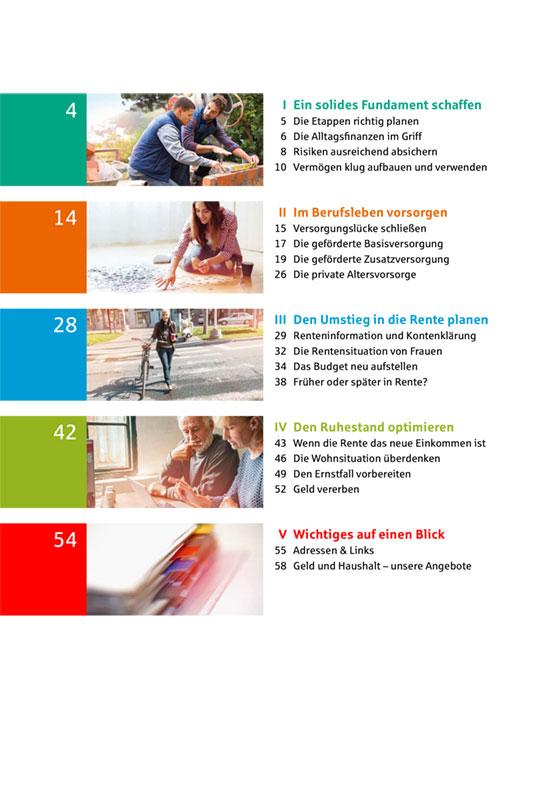 Budgetkompass fürs Älterwerden