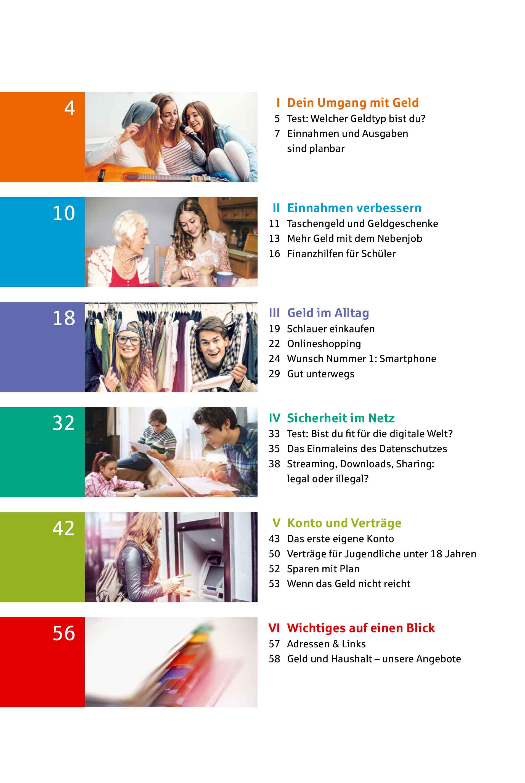 Budgetkompass für Jugendliche