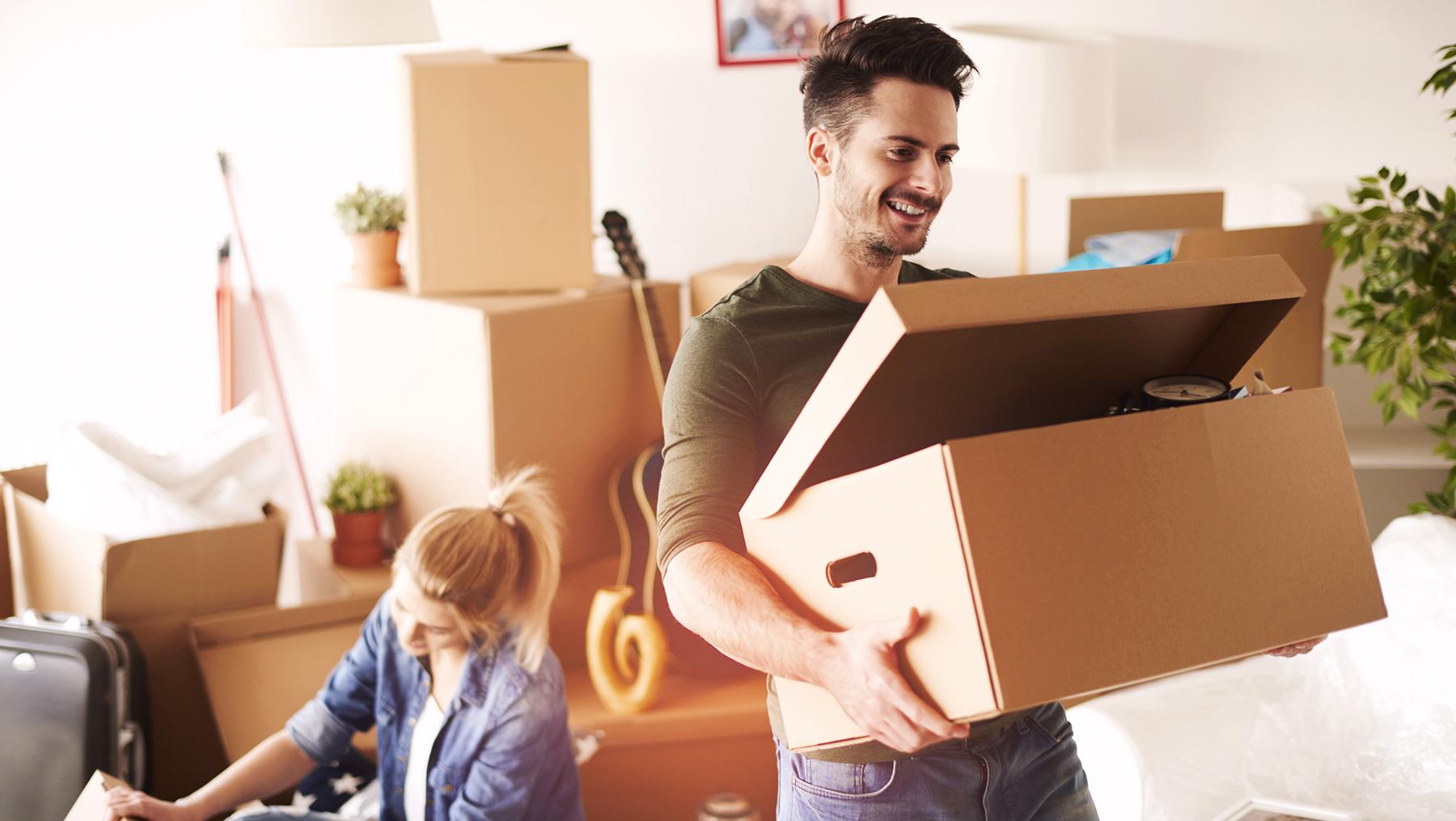 Was kostet die erste eigene Wohnung?