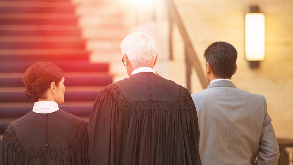 Recht haben und Recht bekommen mit dem privaten Rechtsschutz