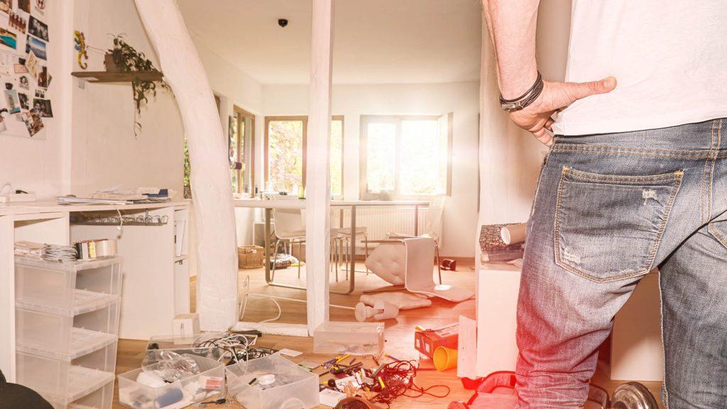 Mit der Hausratversicherung ist das Zuhause gut abgesichert.