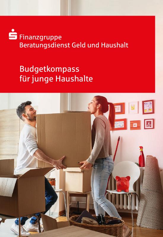 Der 'Budgetkompass für junge Haushalt' hilft bei Start in die ersten eigenen vier Wände, die Finanzen im Griff zu behalten.