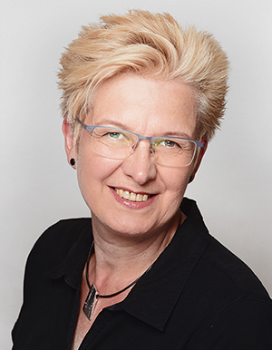 Sabrina Halbbauer ist Referentin beim Vortragsservice von Geld und Haushalt.