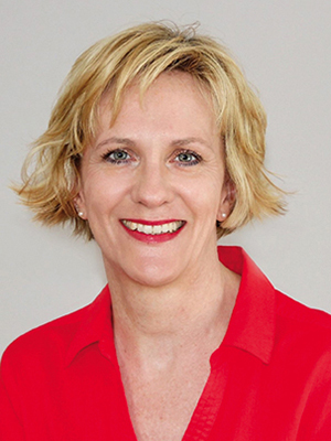 Dr. Birgit Happel ist Referentin beim Vortragsservice von Geld und Haushalt.