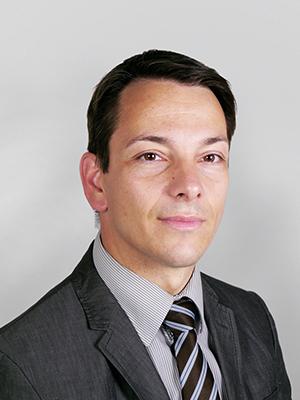 Michael Haseloff ist Referent beim Vortragsservice von Geld und Haushalt.