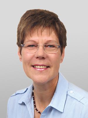 Petra Haußmann ist Referentin beim Vortragsservice von Geld und Haushalt.