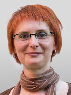 Jeannette Herr ist Referentin beim Vortragsservice von Geld und Haushalt.