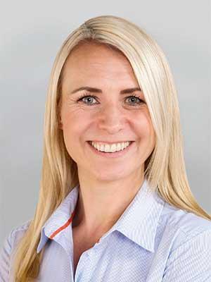 Evelyna Heyn ist Referentin beim Vortragsservice von Geld und Haushalt.