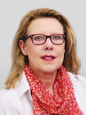 Heike Höhfeld ist Referentin beim Vortragsservice von Geld und Haushalt.