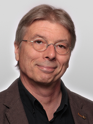Martin Kempkes ist Referent beim Vortragsservice von Geld und Haushalt.