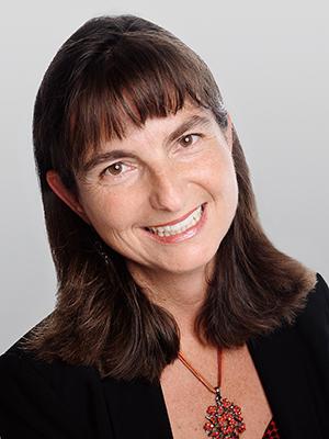 Regina Kordik ist Referentin beim Vortragsservice von Geld und Haushalt.