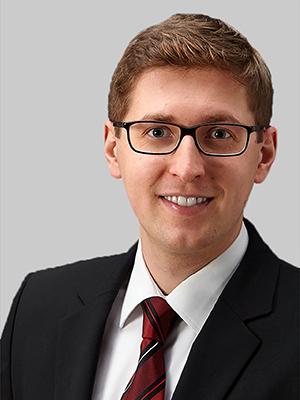 Florian Noweck ist Referent beim Vortragsservice von Geld und Haushalt.