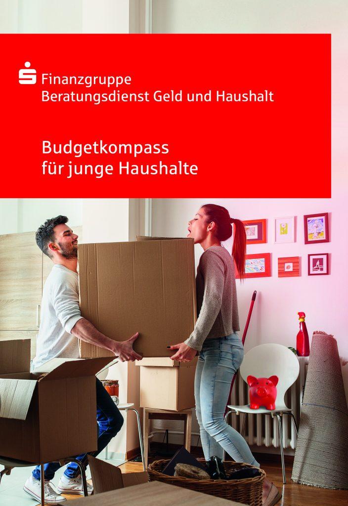 Pressefoto Ratgeber 'Budgetkompass für junge Haushalte'.