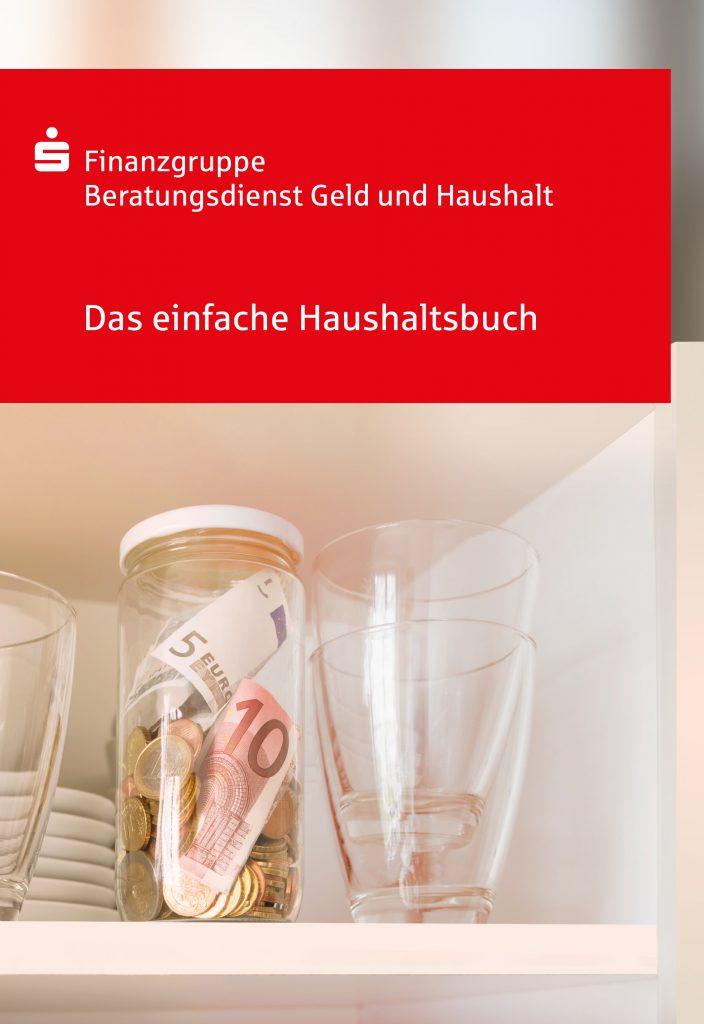 Pressefoto Ratgeber 'Das einfache Haushaltsbuch'.