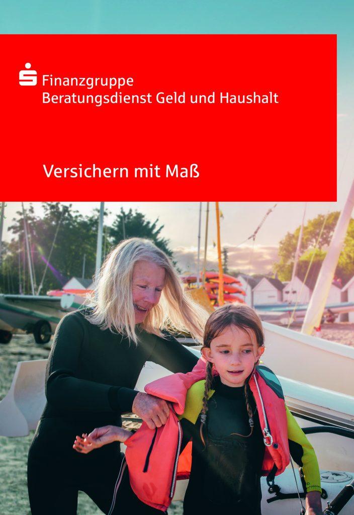 Pressefoto Ratgeber 'Versichern mit Maß'.