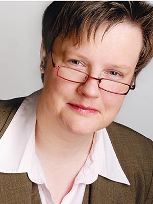 Sylke Pukatzki ist Referentin beim Vortragsservice von Geld und Haushalt.
