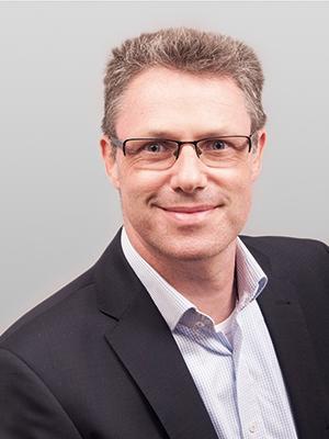 Steffen Rudolph ist Referent beim Vortragsservice von Geld und Haushalt.