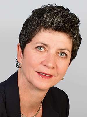 Asja Schwarz ist Referentin beim Vortragsservice von Geld und Haushalt.