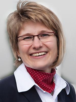 Marianne Seufert ist Referentin beim Vortragsservice von Geld und Haushalt.