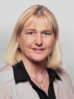 Sabine Speckmann ist Referentin beim Vortragsservice von Geld und Haushalt.