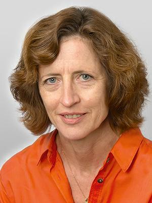 Karin Steck ist Referentin beim Vortragsservice von Geld und Haushalt.