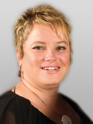 Mandy Turreck ist Referentin beim Vortragsservice von Geld und Haushalt.