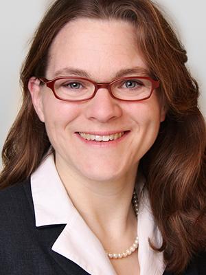 Barbara Wehrstedt ist Referentin beim Vortragsservice von Geld und Haushalt.