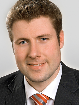 Thomas Weißenborn ist Referent beim Vortragsservice von Geld und Haushalt.