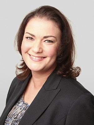 Parthena Yavuzkan ist Referentin beim Vortragsservice von Geld und Haushalt.
