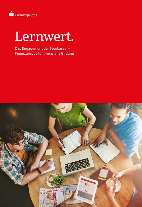 "Informationsbroschüre ""Lernwert."""