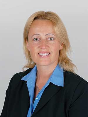 Anke Bilke ist Referentin beim Vortragsservice von Geld und Haushalt.