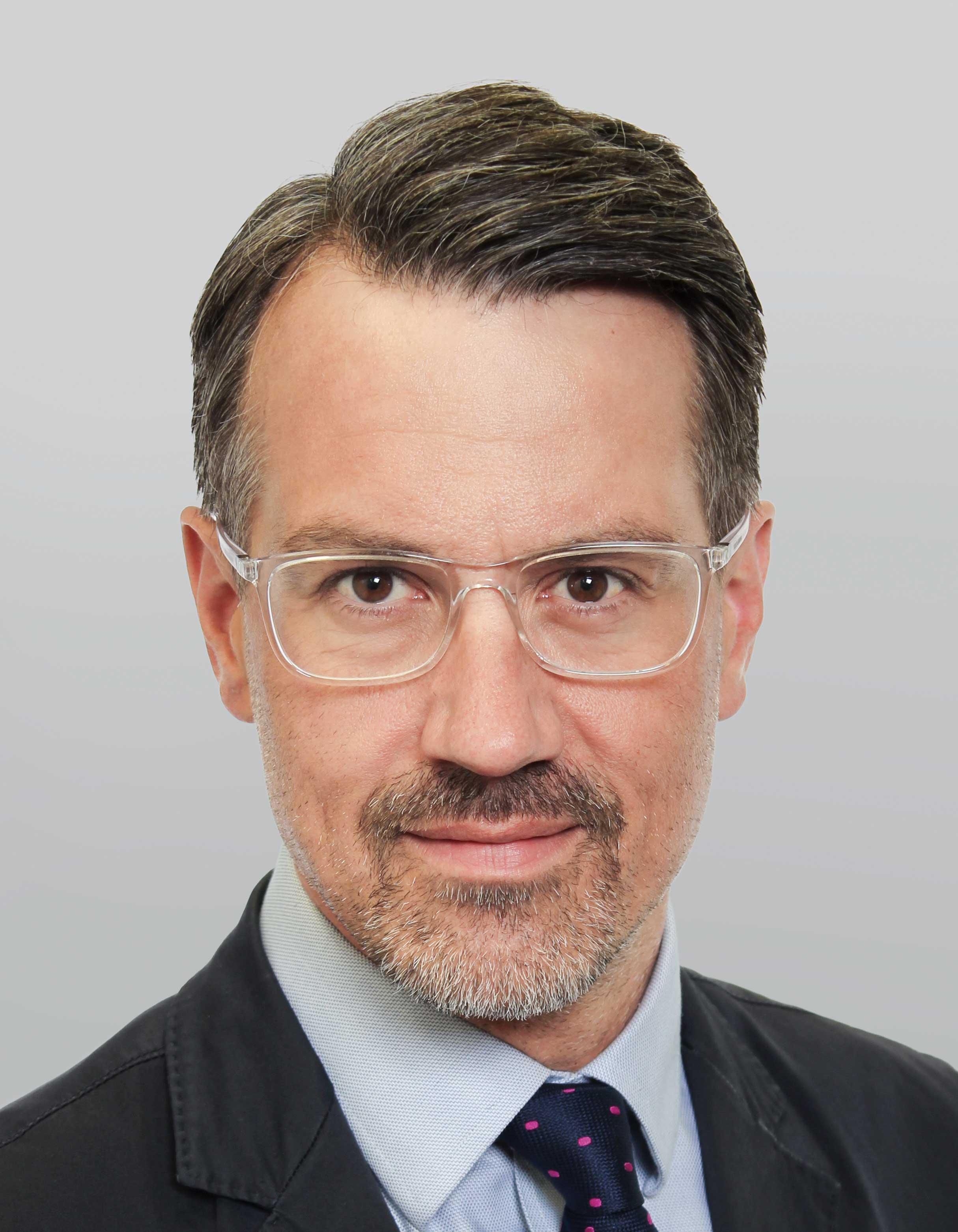 Björn Tesche ist Referent beim Vortragsservice von Geld und Haushalt.