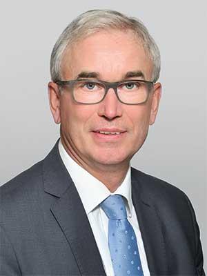 Dirk-Schlüsselburg ist Referent beim Vortragsservice von Geld und Haushalt.