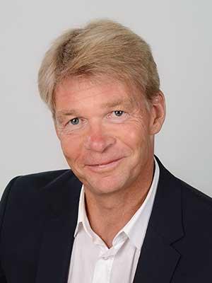 Frank Wiedenhaupt ist Referent beim Vortragsservice von Geld und Haushalt.