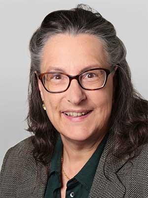 Kezia Rosenkranz ist Referentin beim Vortragsservice von Geld und Haushalt.