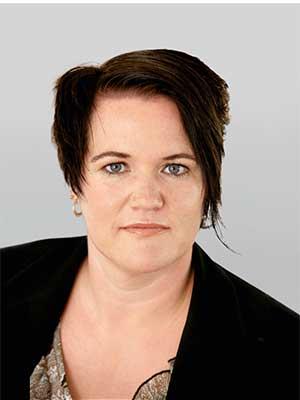 Melanie van Luijn ist Referentin beim Vortragsservice von Geld und Haushalt.