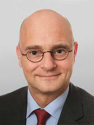 Sven Klinger ist Referent beim Vortragsservice von Geld und Haushalt.