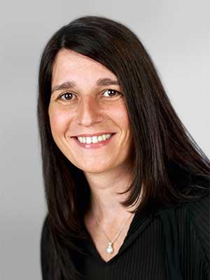 Tanja Trometer ist Referentin beim Vortragsservice von Geld und Haushalt.