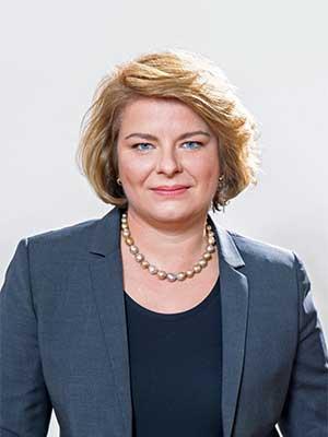Tina von Kiedrowski ist Referentin beim Vortragsservice von Geld und Haushalt.