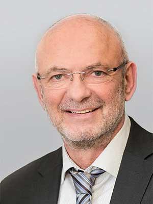 Werner Nied ist Referent beim Vortragsservice von Geld und Haushalt.