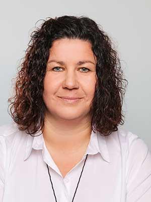 Yvonne Hilberink ist Referentin beim Vortragsservice von Geld und Haushalt.